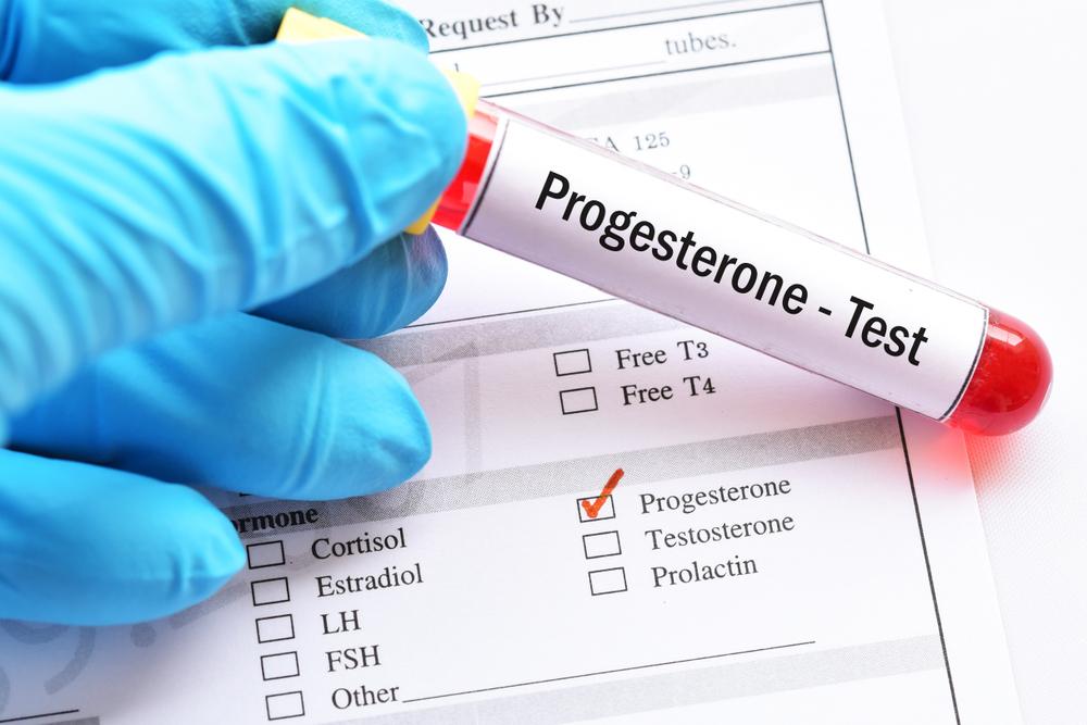 Blodprov och progesteron