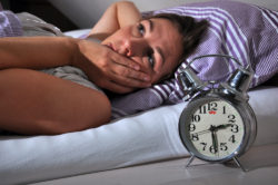 sömnsvårigheter